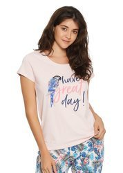 Henderson Piżama damska Fruity różowa