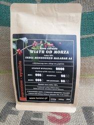 Kawa ziarnista Dolla -  Wiatr od Morza INDIA MONSOONED MALABAR