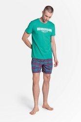 Piżama męska Henderson Lid zielona