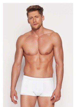 Bokserki męskie Henderson Burito białe